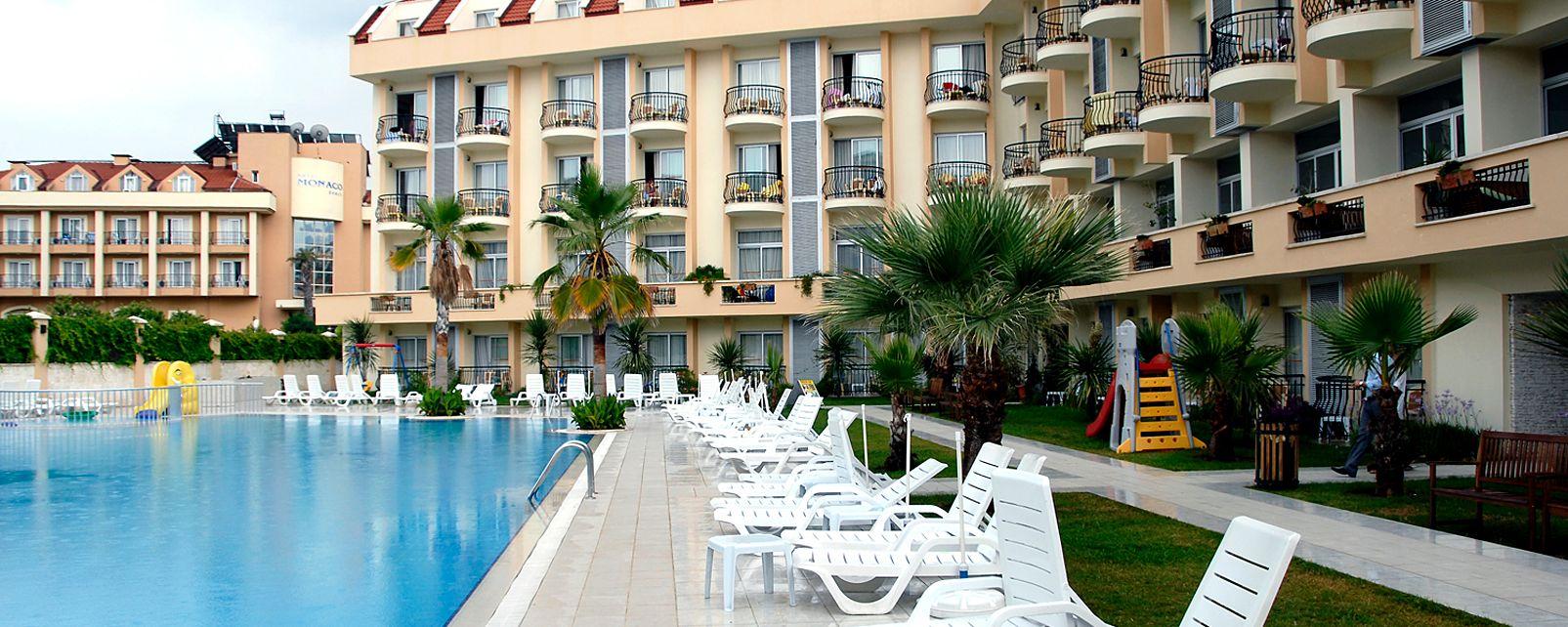 Hôtel Camyuva Beach