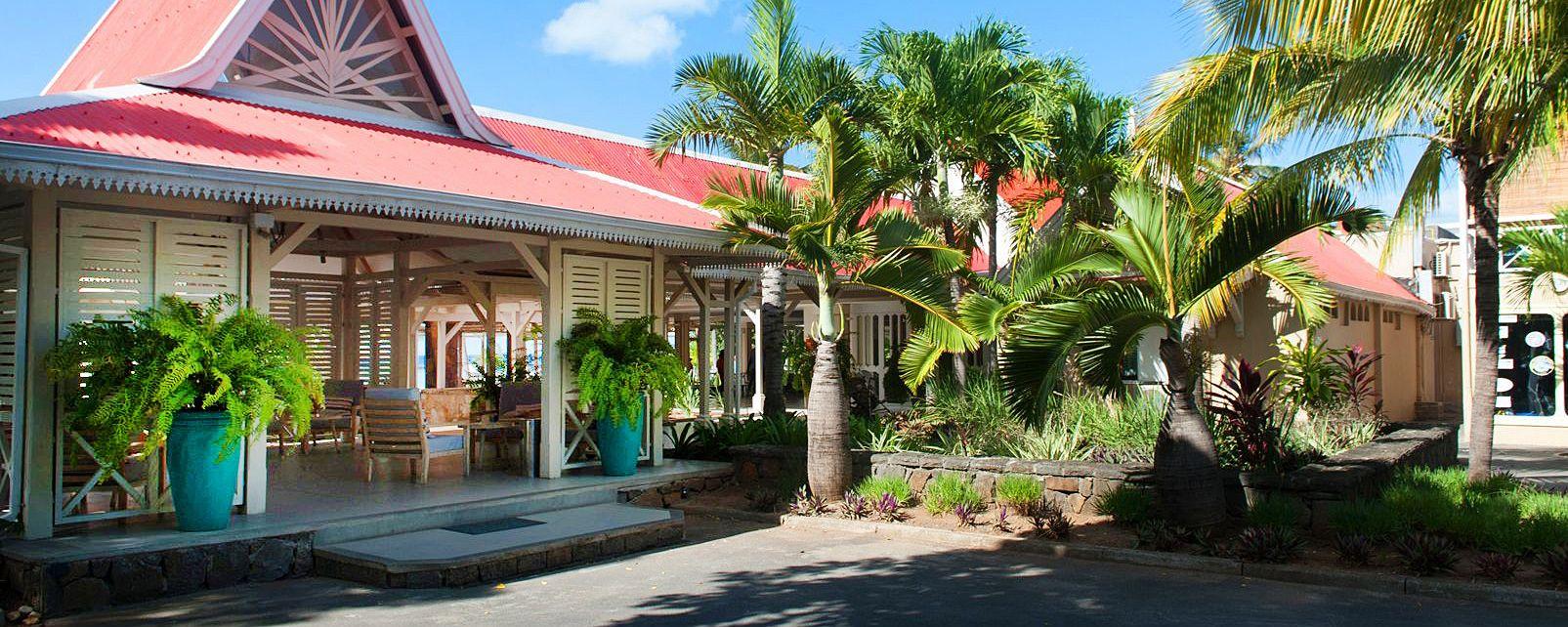 Ile Maurice Flic En Flac Club Jet Tours Villas Caroline
