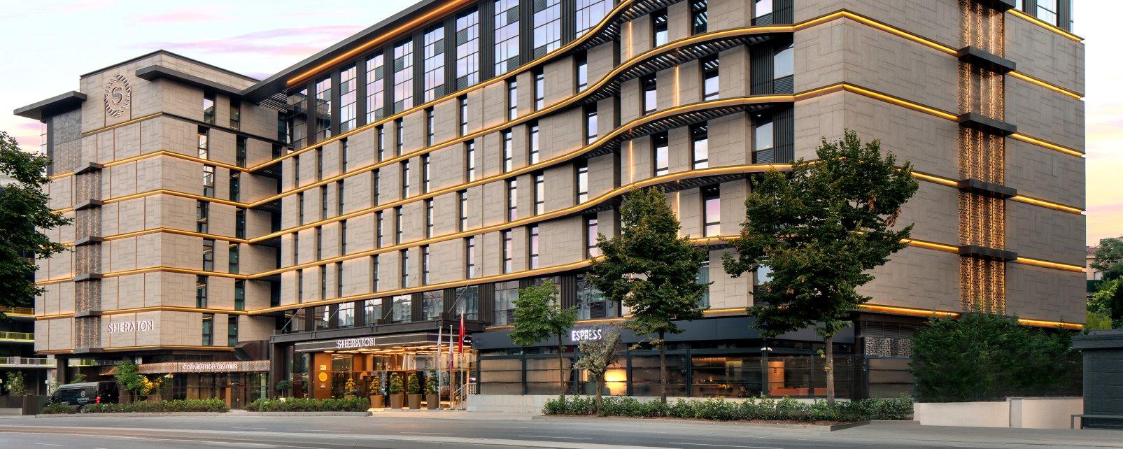 Hôtel Sheraton Istanbul City Center