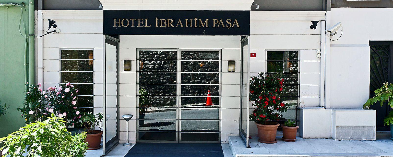 Hôtel Ibrahim Pasa Oteli