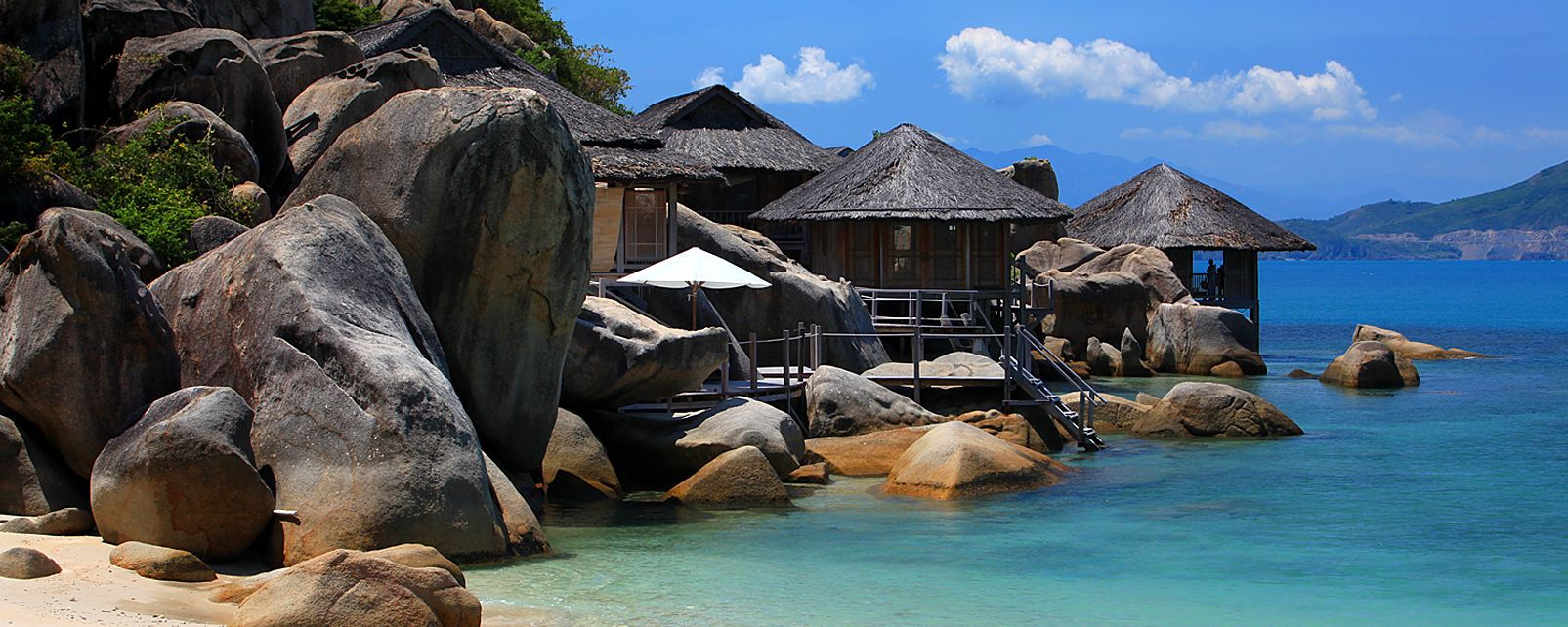 Hotel Six Senses Hideaways Ninh Van