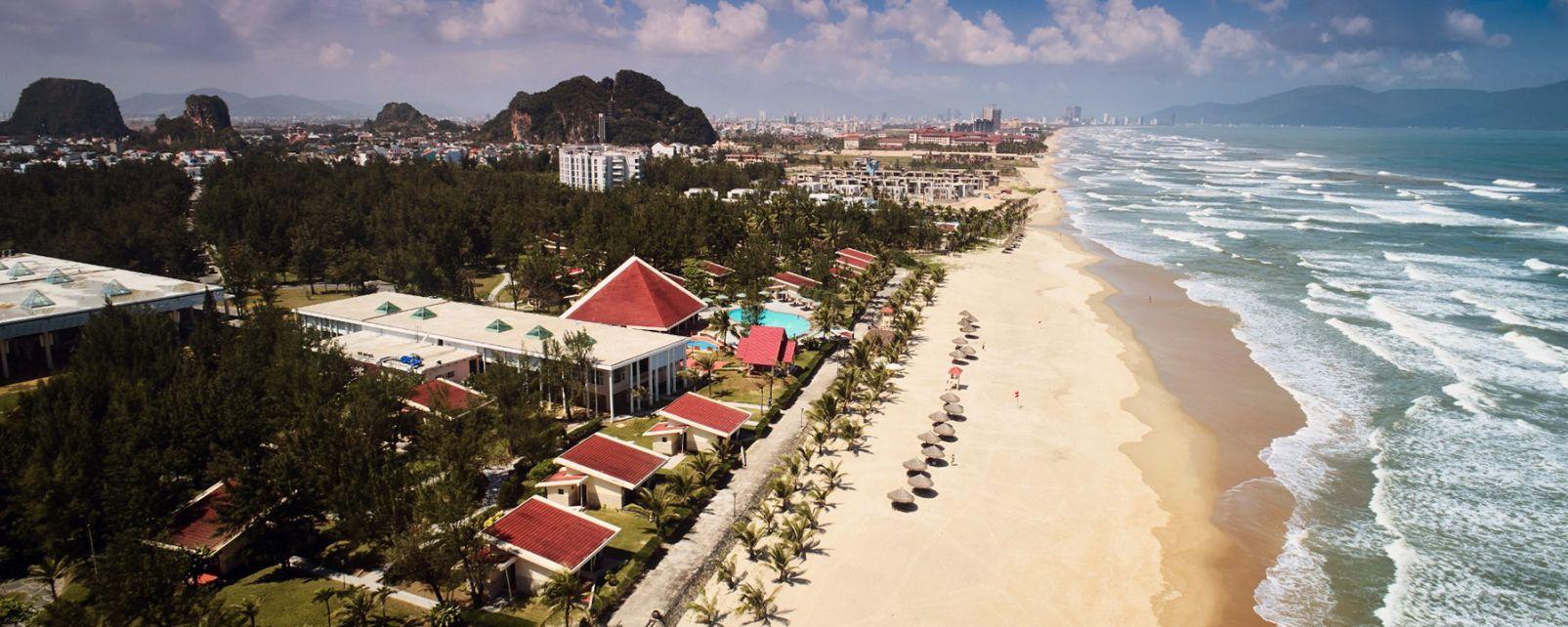 Hôtel Centara Sandy Beach Resort Danang 4