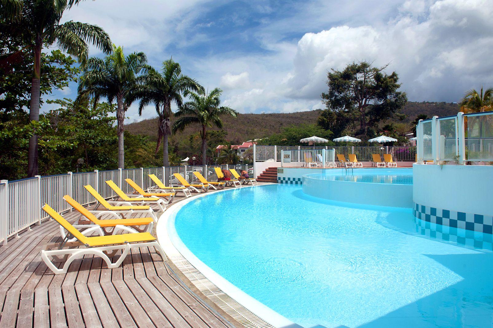 Hôtel Karibéa Amandiers 3* - 1