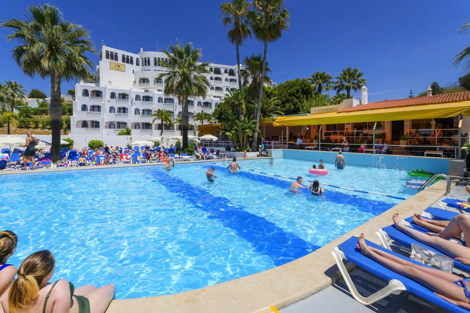 Hôtel Monica Isabel Beach Club 3* - 1
