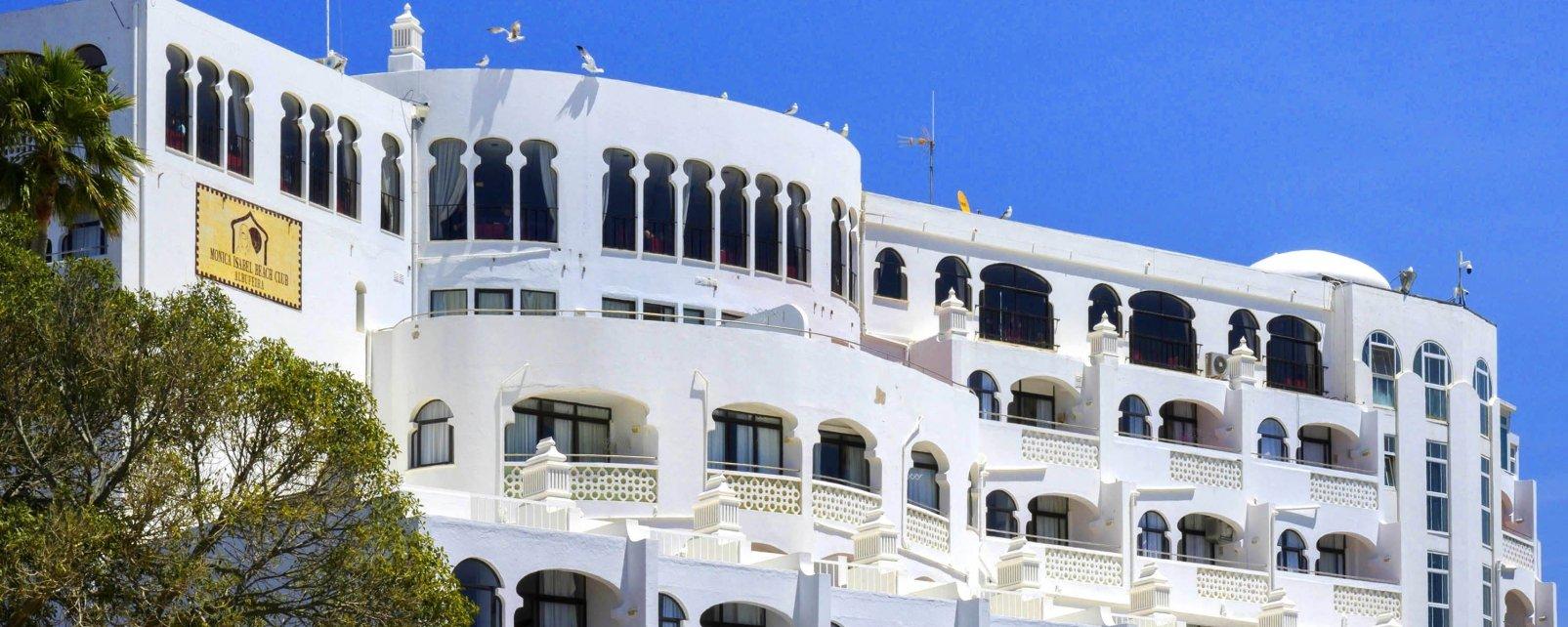 Hôtel Mónica Isabel