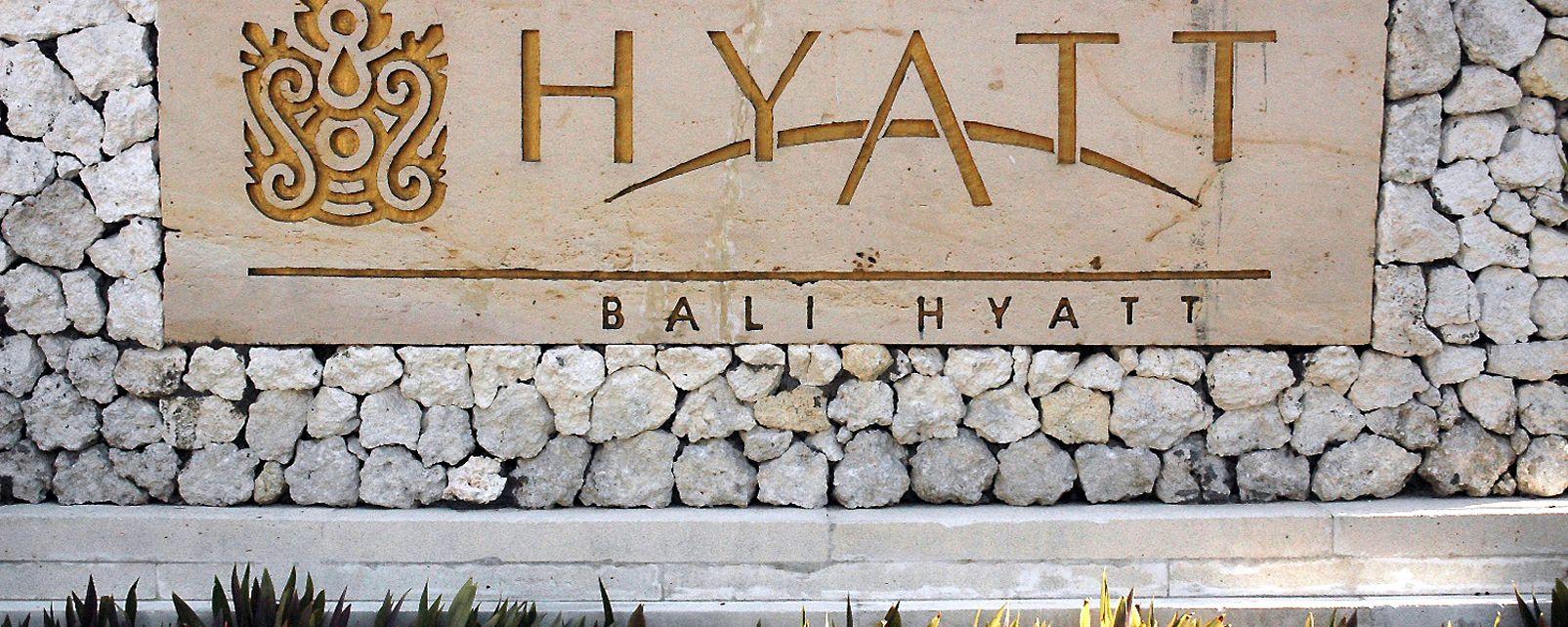 Hotel Hyatt Sanur