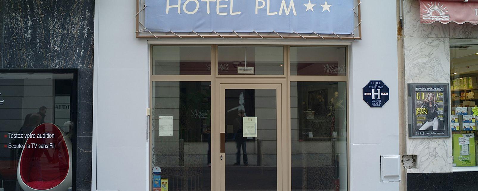 H U00f4tel Plm  Cannes