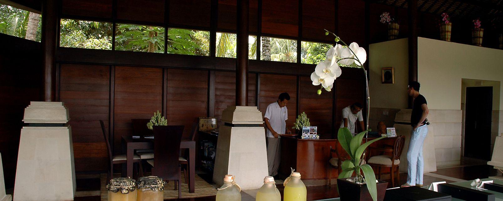 Hôtel Kupu Kupu Barong