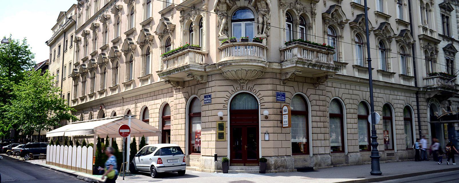 Hotel Palace Hotel Zagreb