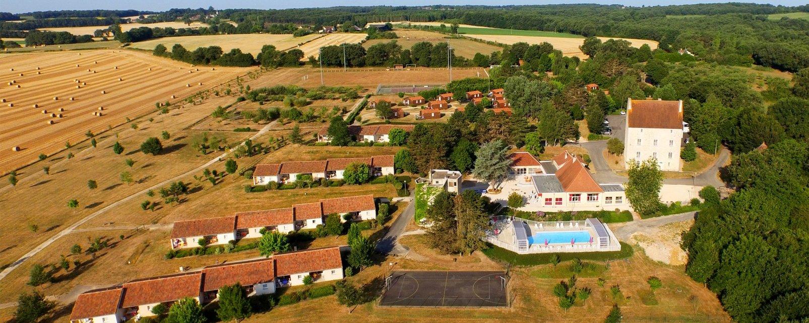 VVF Villages Le Domaine du Poitou