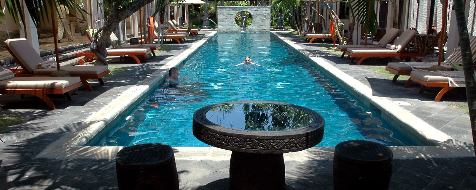 Nusa Dua Beach Hotel Spa Kabupaten Badung Bali Indonesien