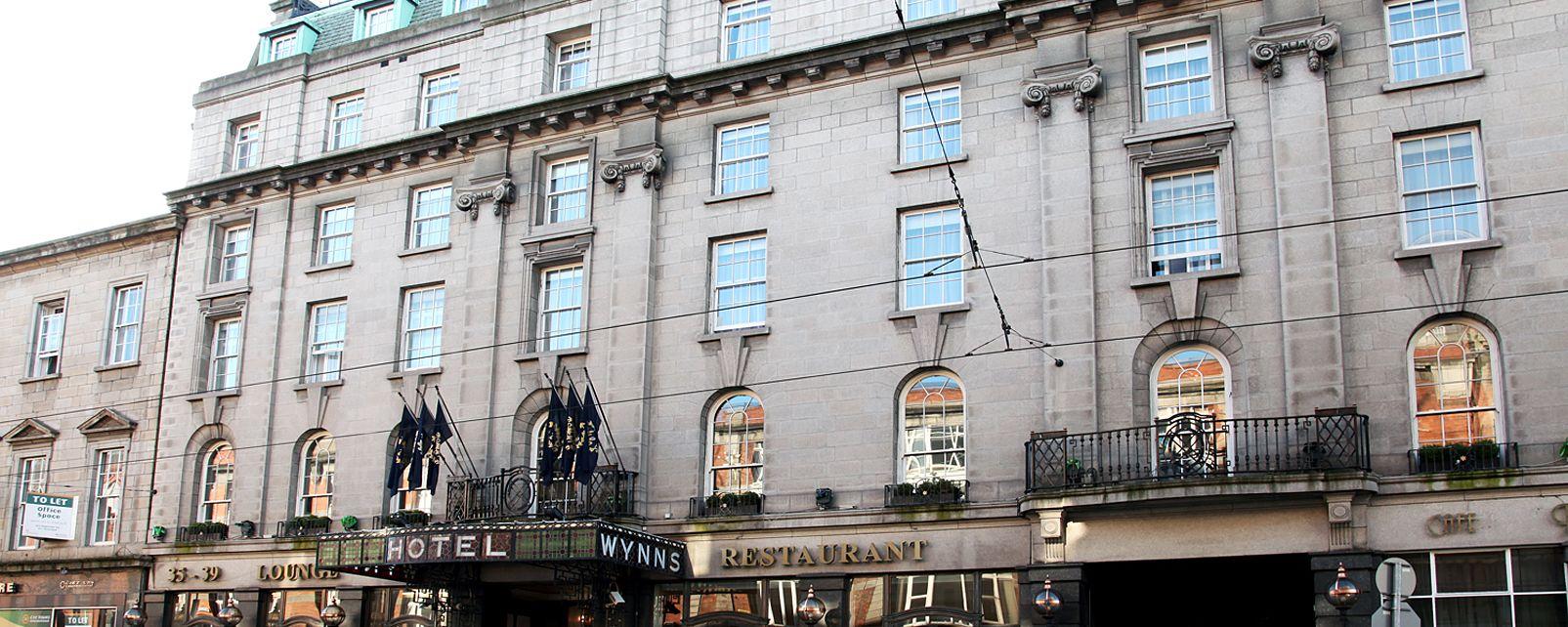 Hotel Wynn's Hotel Dublin