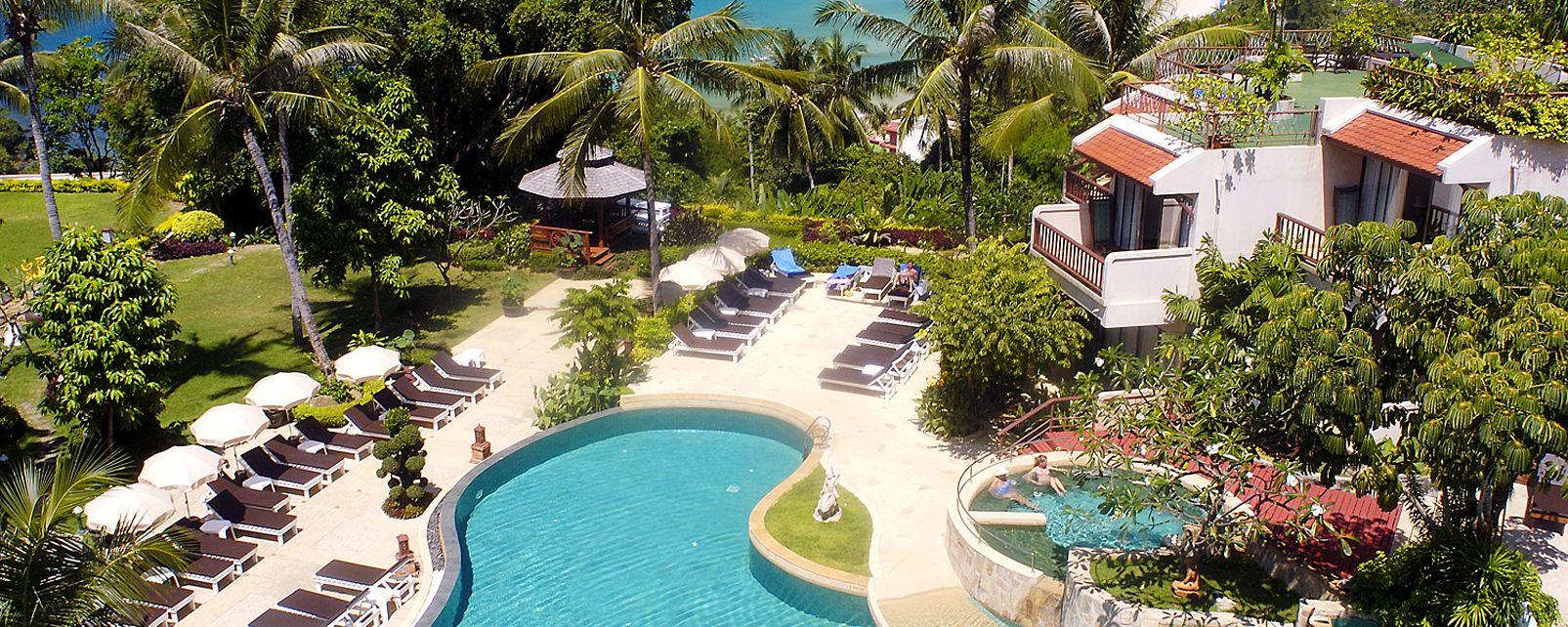 Hôtel Andaman Cannacia