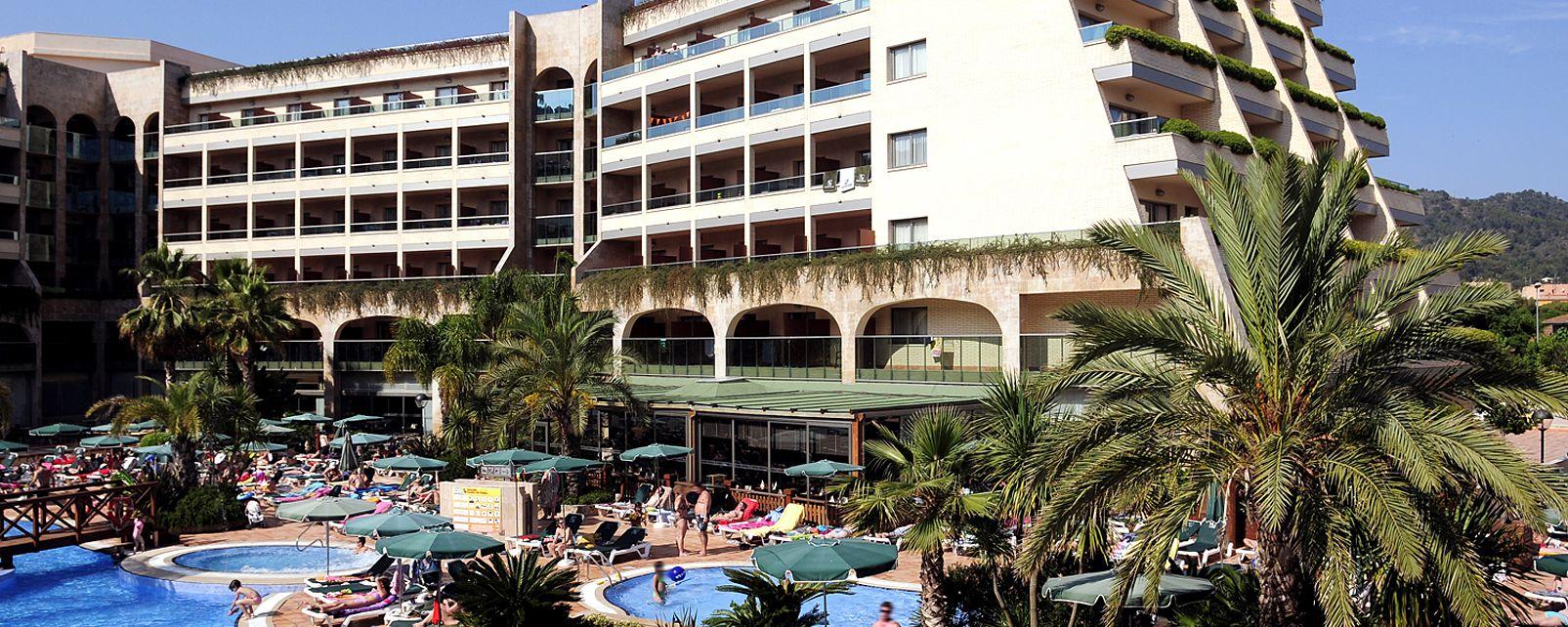 Hotel Golden Bahia Tossa De Mar
