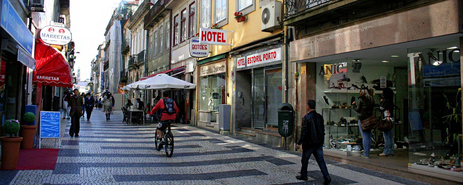 Hôtel Residencial Estoril Hotel Porto