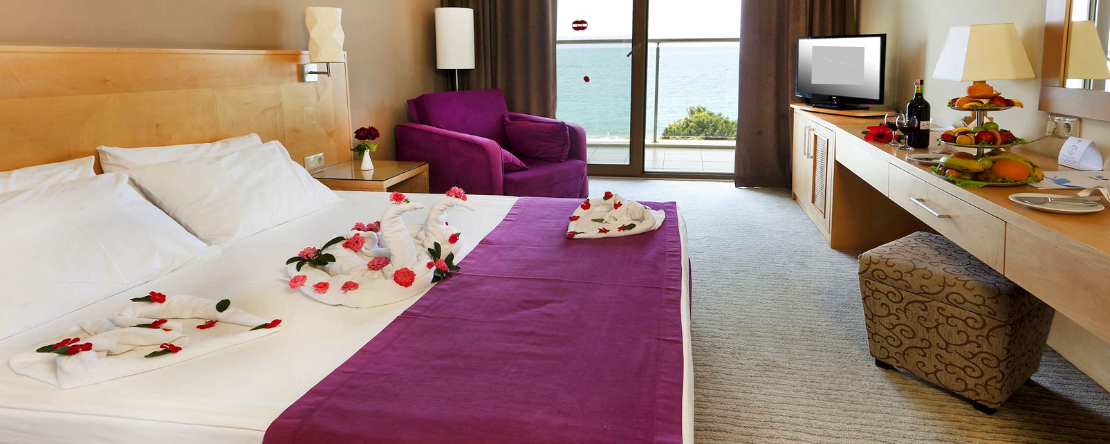Hôtel Sealife Buket Resort Beach