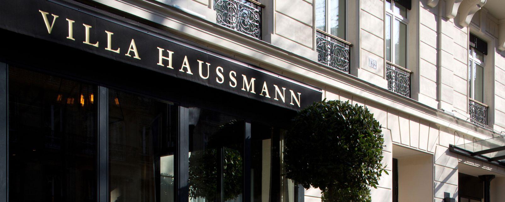Hôtel La Villa Haussmann