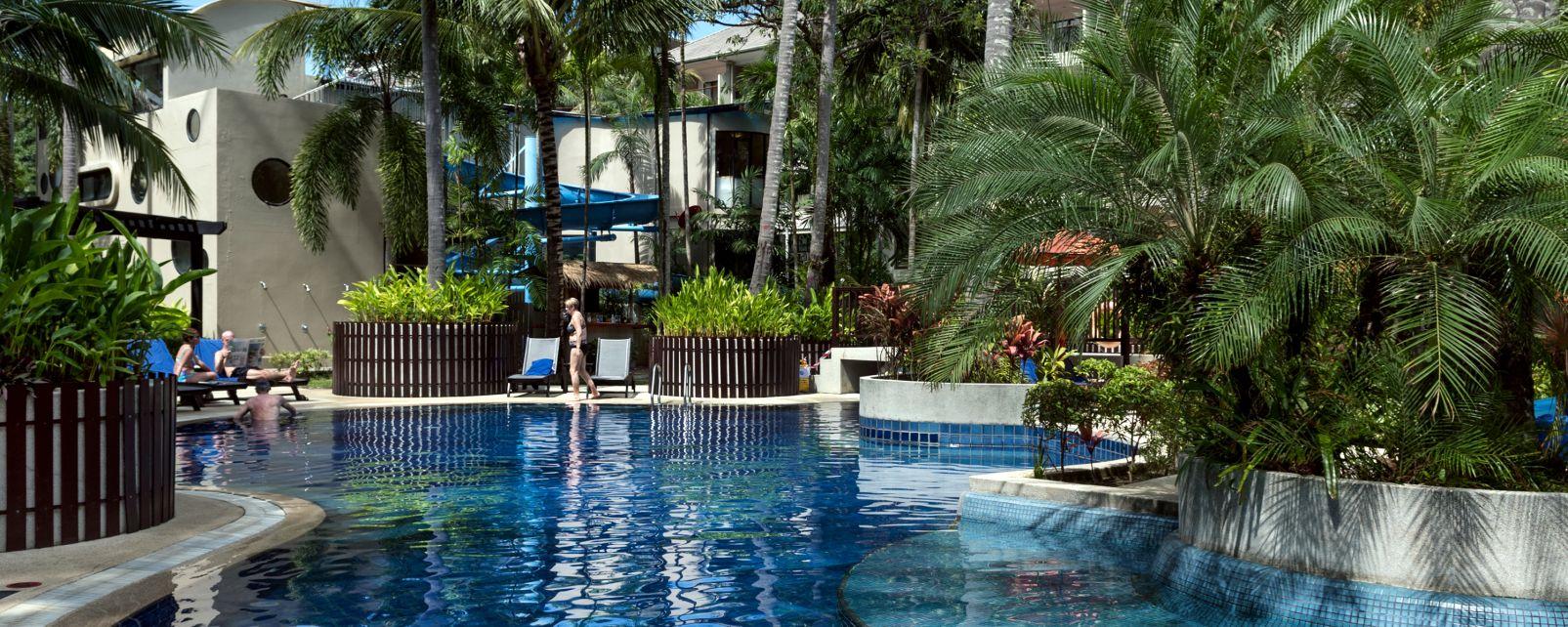 Hôtel Novotel Phuket Surin Beach Resort