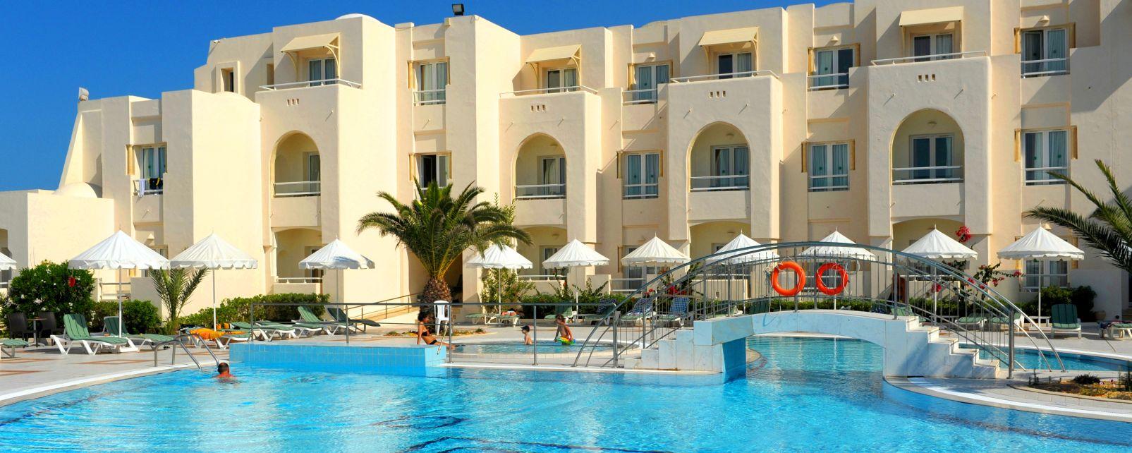 Hôtel Telemaque Beach and Spa