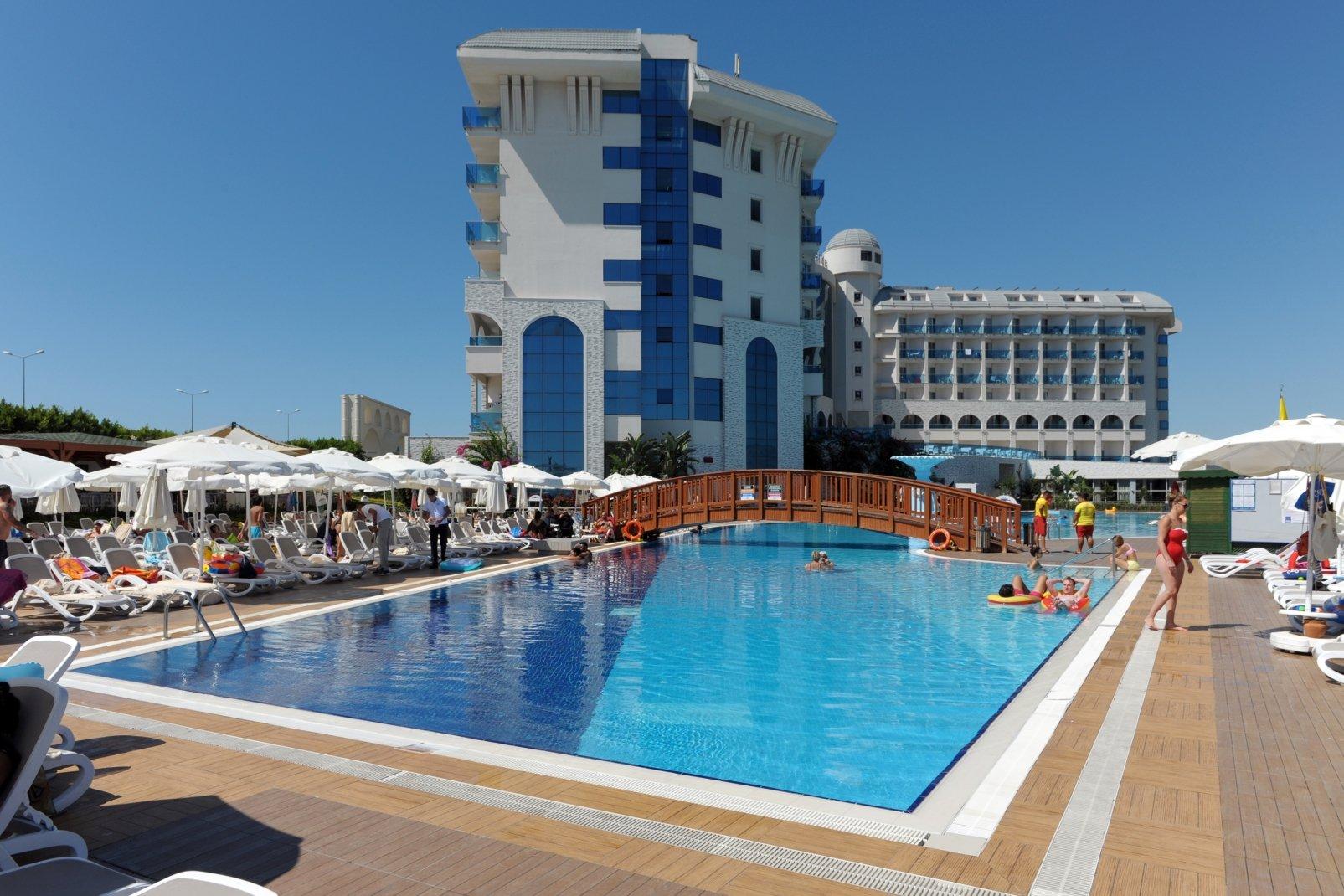 Hôtel Mondi Club Water Side 5* - 1