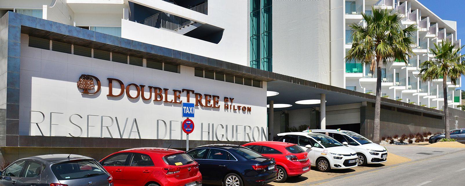 Hôtel DoubleTree by Hilton Hotel Resort Spa Reserva del Higueron