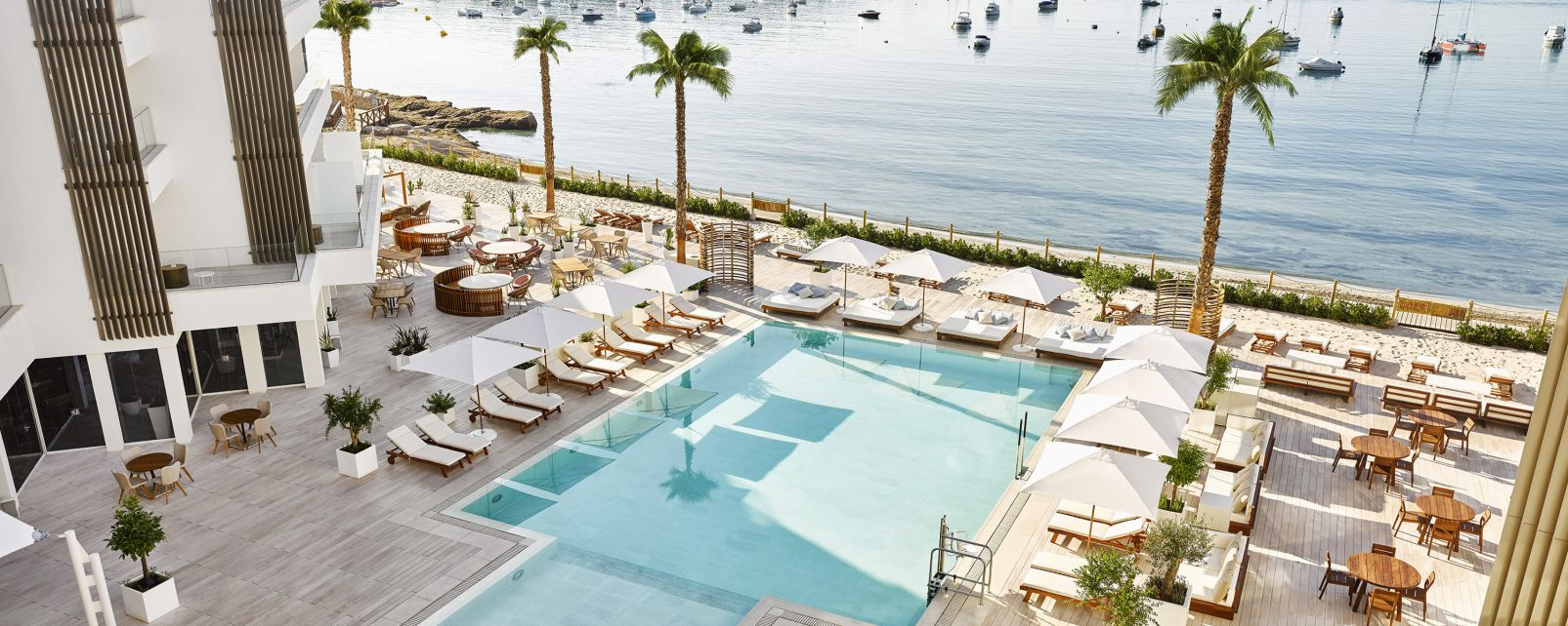 Hôtel Nobu Ibiza Bay