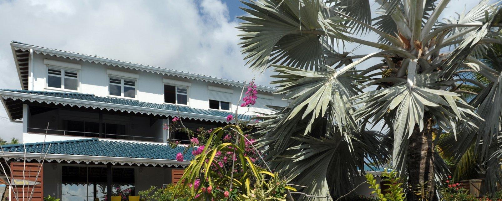 Hôtel Résidence Makaré Lagoon Club