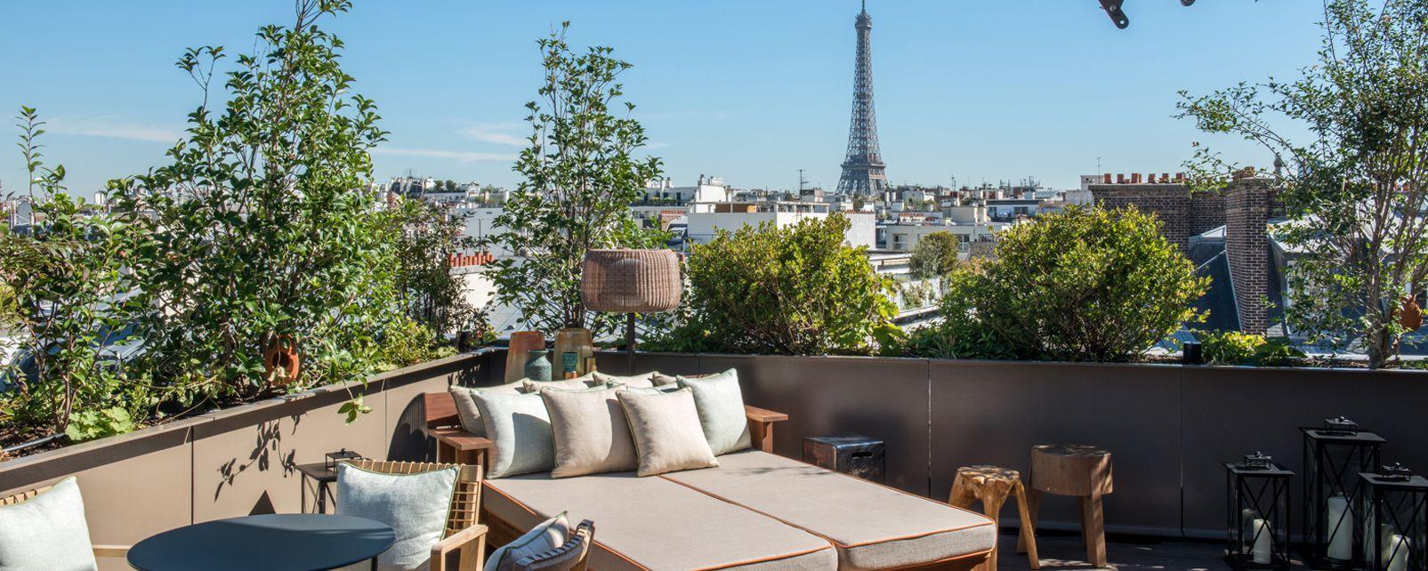 Hôtel Brach Paris