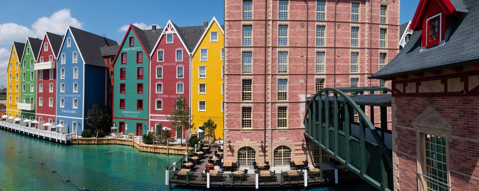 Hôtel Europa Park Kronasar