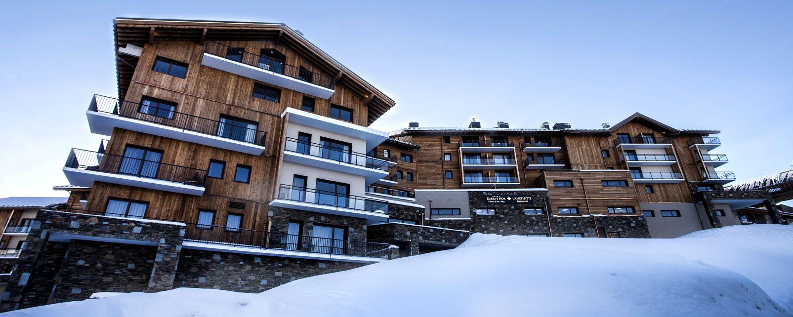 Hôtel Daria-I-Nor