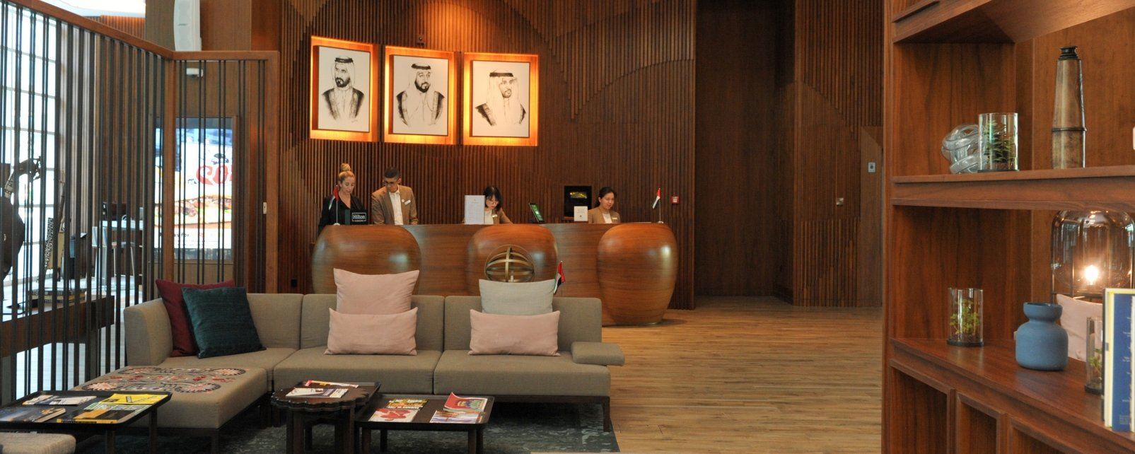 Hôtel DoubleTree by Hilton Dubai - Business Bay