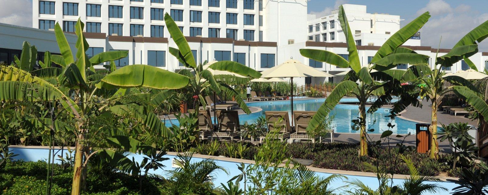 Hôtel Millenium Salalah Resort