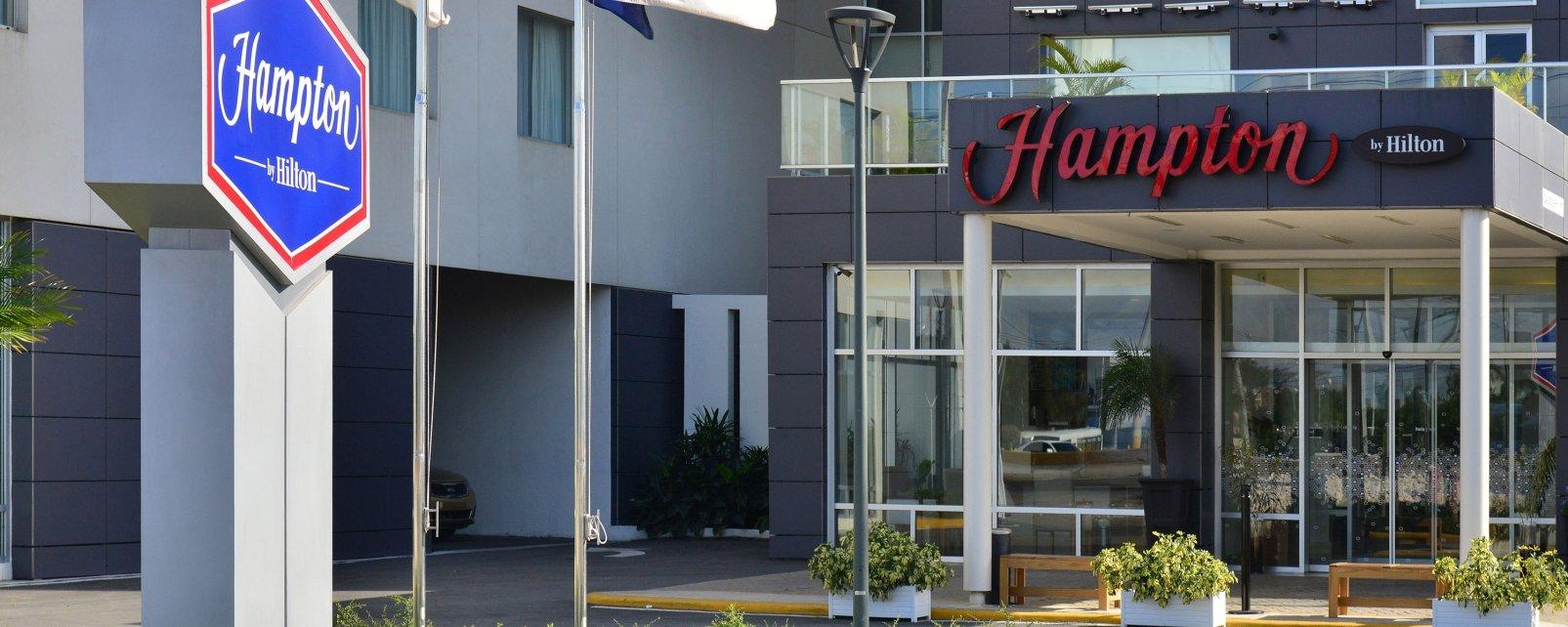 Hôtel Hampton by Hilton Santo Domingo Airport
