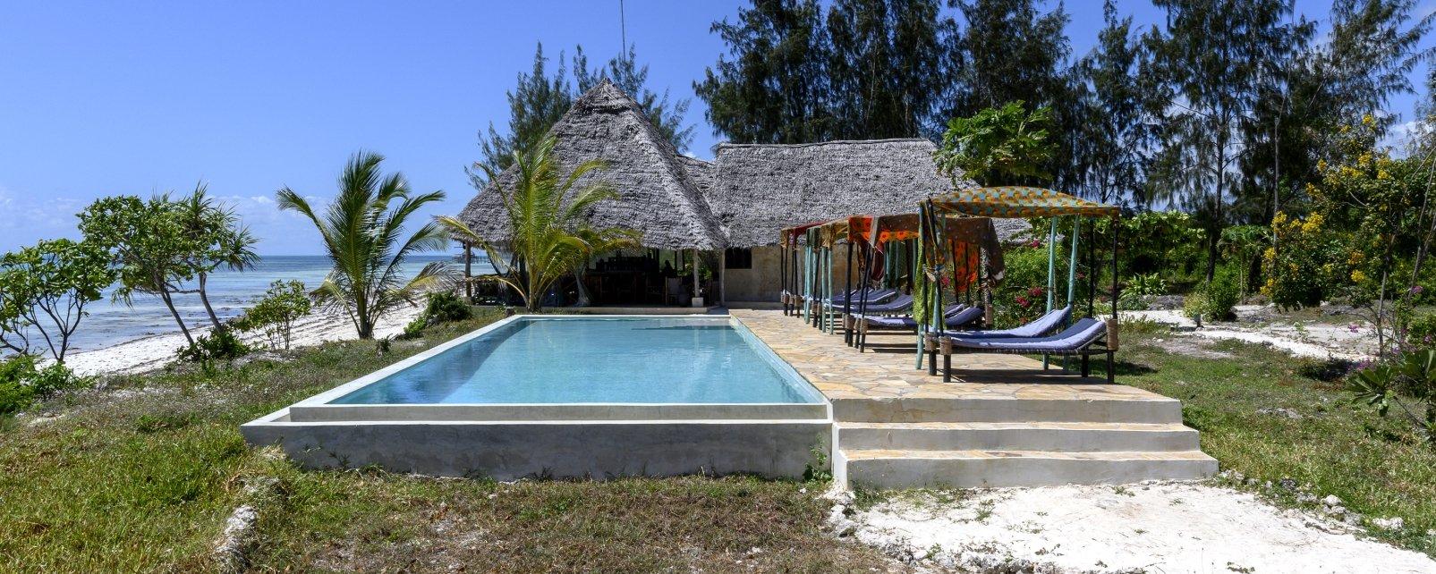 Hôtel Jaribu Beach Hotel