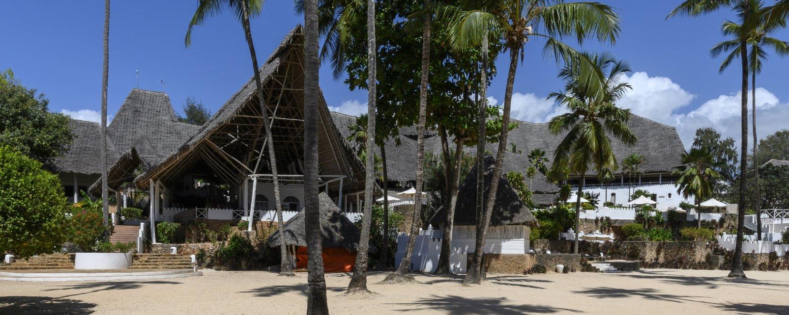 Hôtel Diamonds Mapenzi Beach Resort