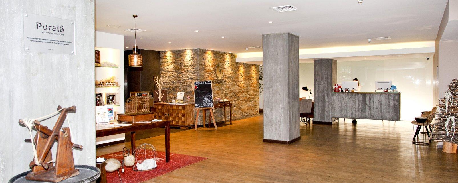 Hôtel Puralã - Wool Valley Hotel SPA