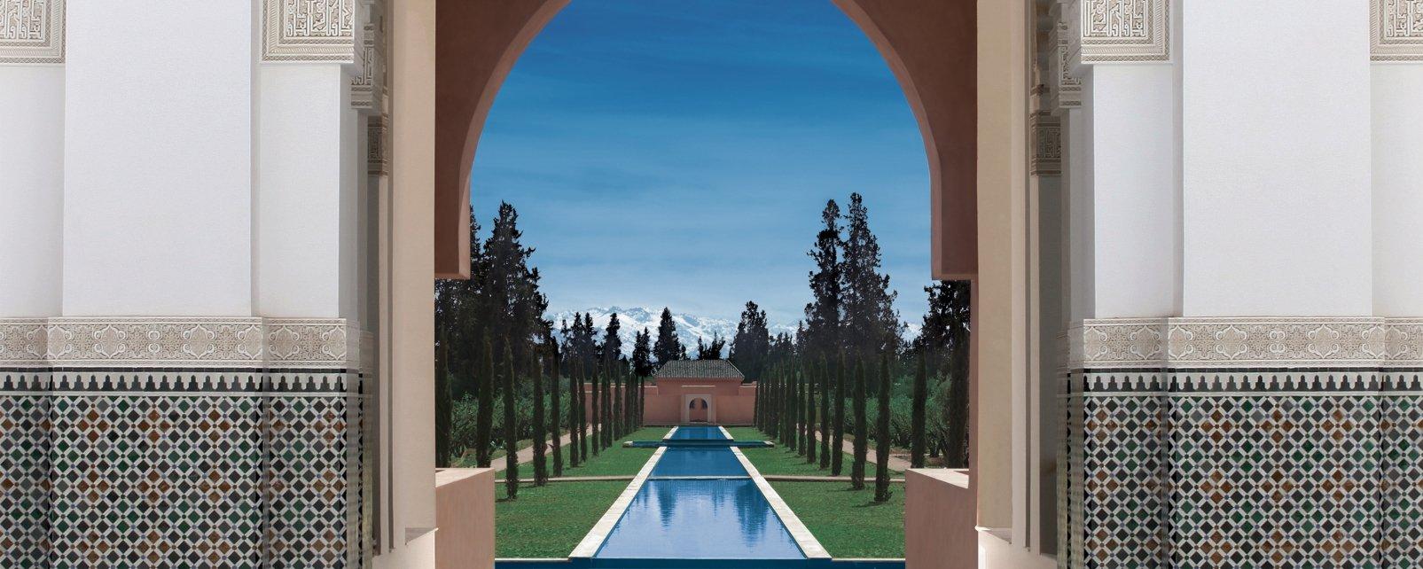 Hôtel Oberoi Marrakech