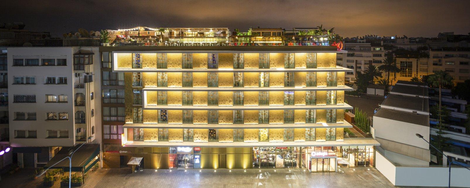 Hôtel Aparthotel Adagio Casablanca City Center