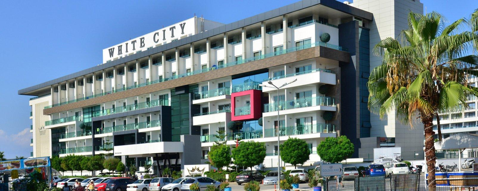 Hôtel White City Resort