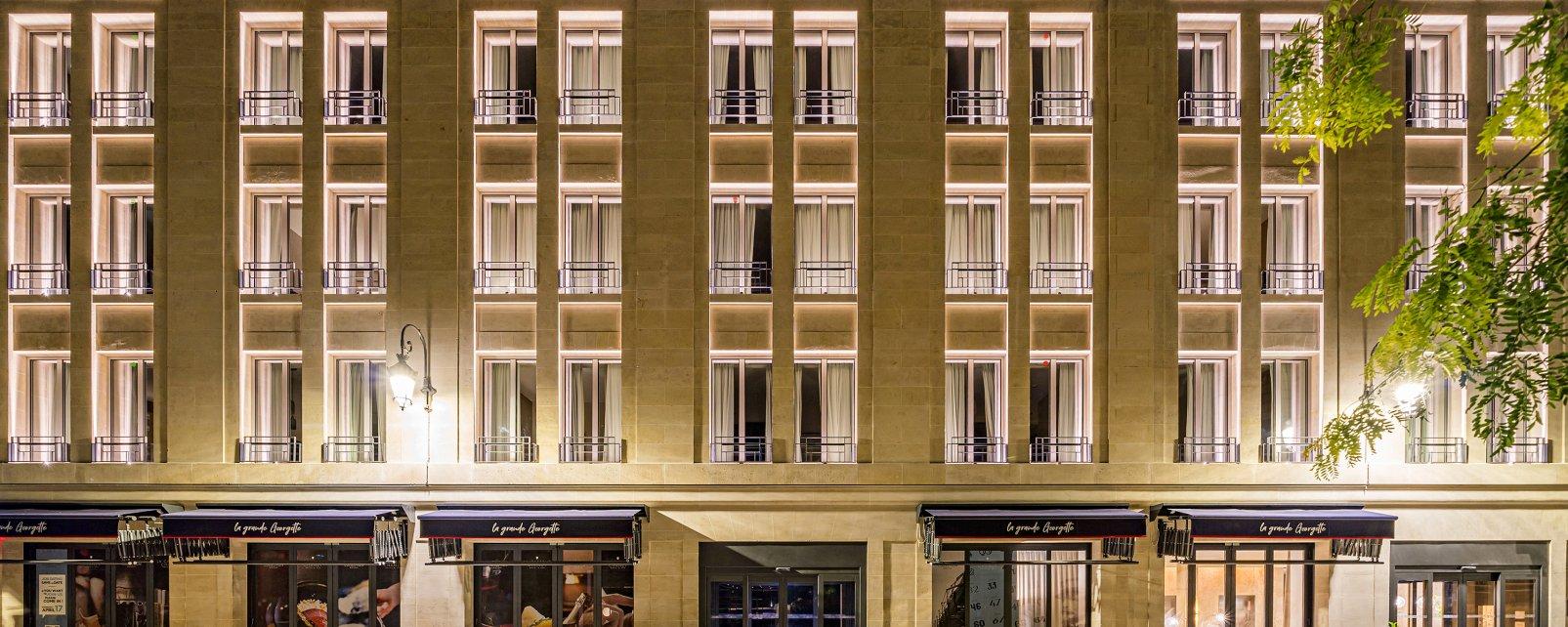 Hôtel La Caserne Chanzy