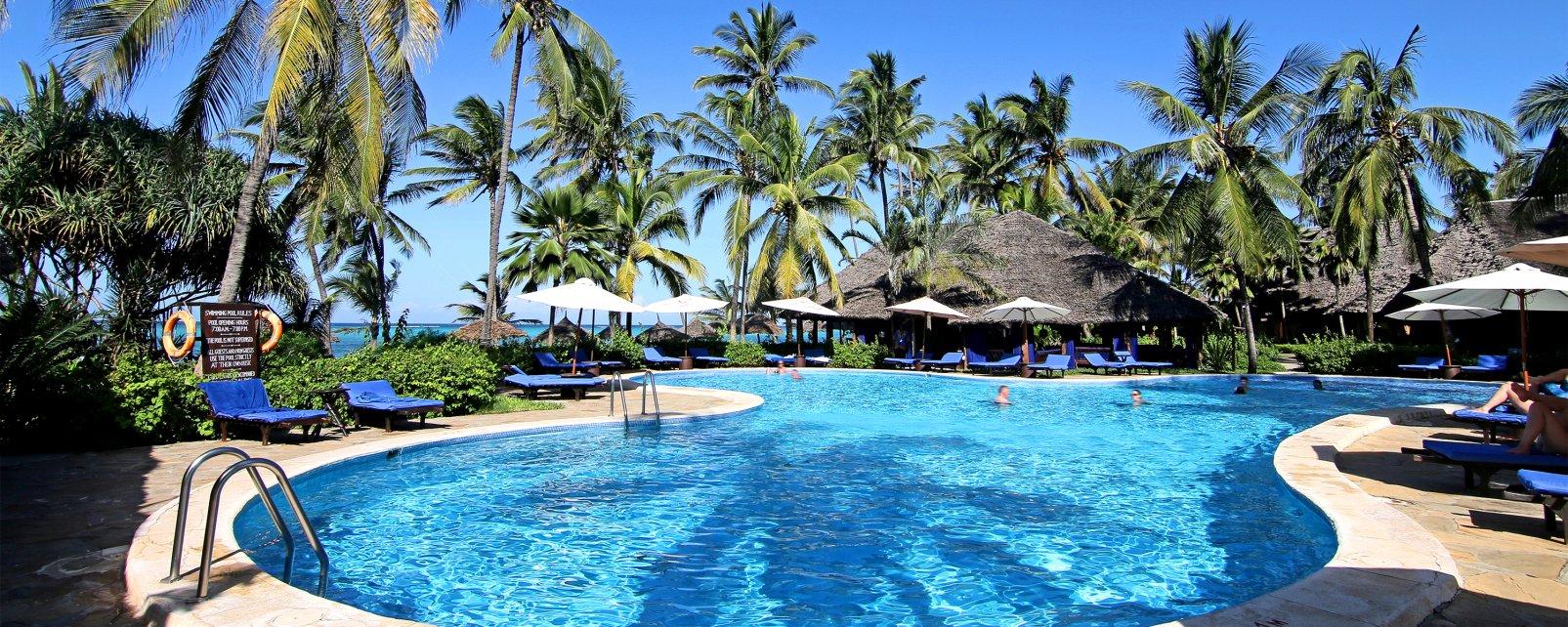 Hôtel Breezes Beach Club Spa Zanzibar