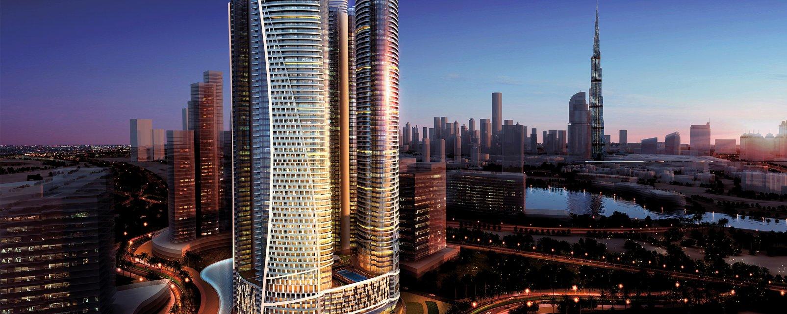 Hôtel Paramount Dubaï