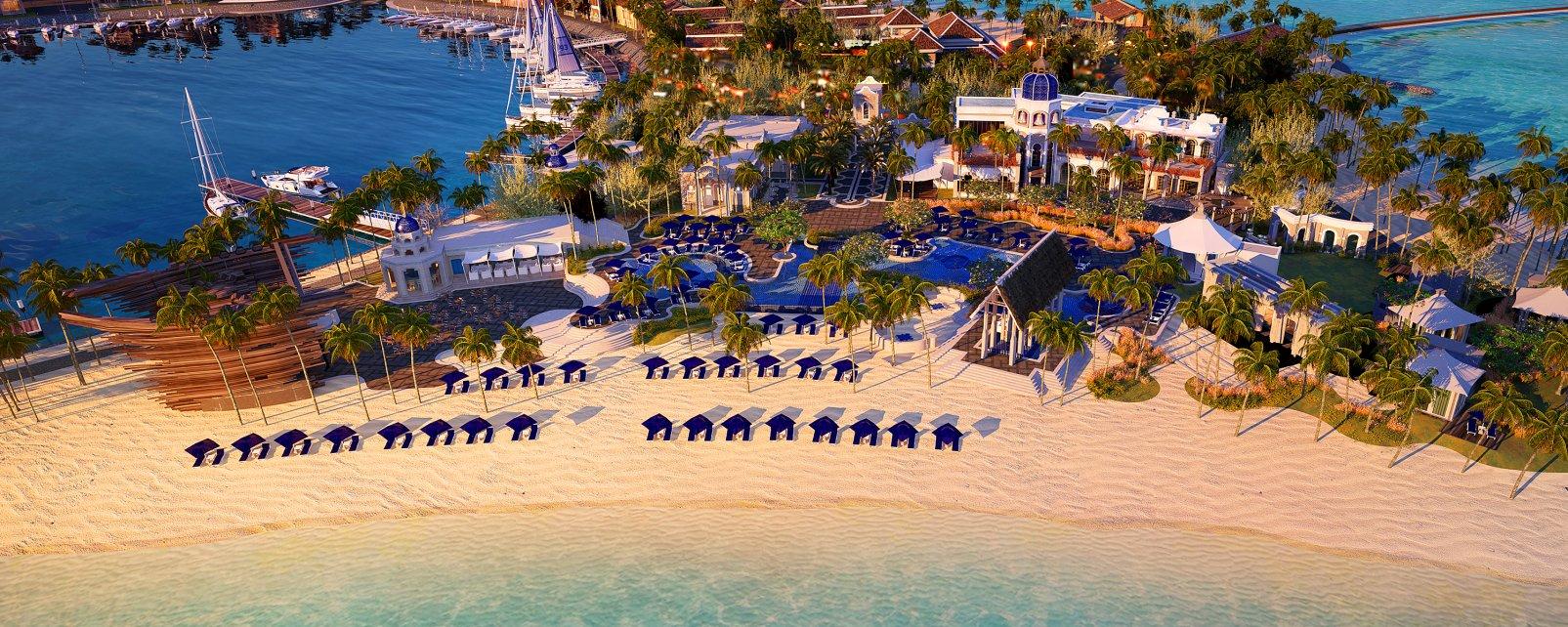 Hôtel Saii Lagoon Maldives Curio Collection by Hilton