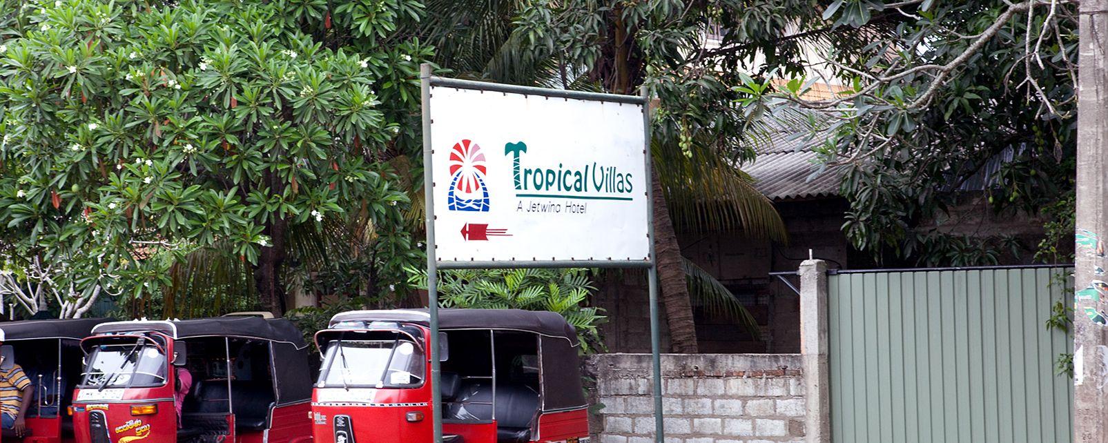Hôtel Tropical Villas Beruwela