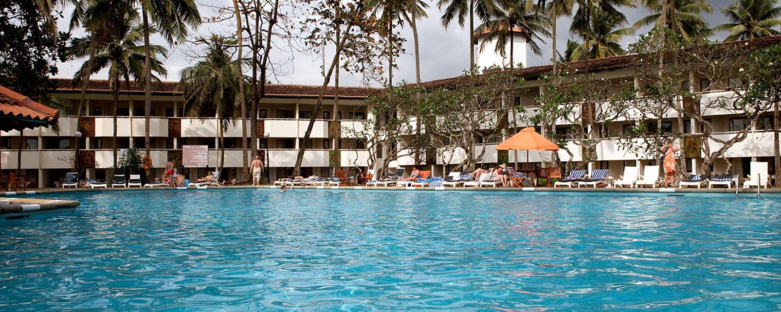 Hôtel Tangerine Beach Hotel Kalutara