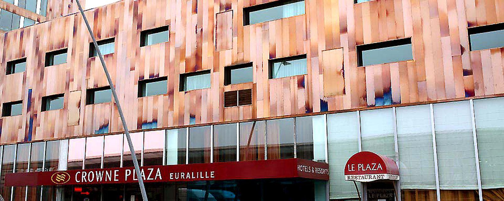 Hôtel Crowne Plaza Hotel Lille