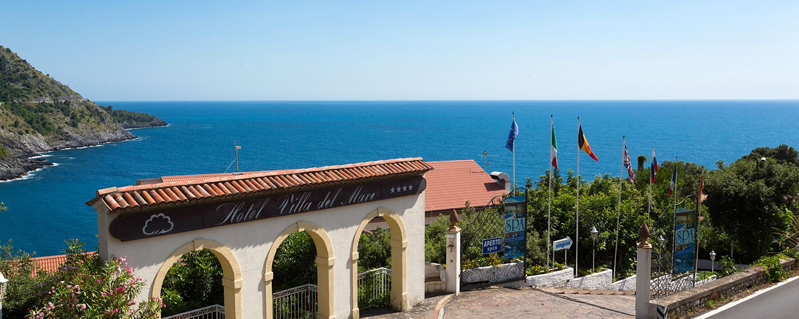 Hotel and Spa Villa del Mare