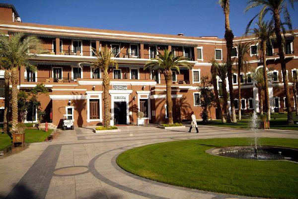 Hotel Sofitel Legend Old Cataract In Aswan