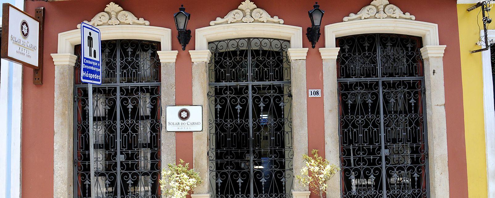 Hôtel Solar Do Carmo