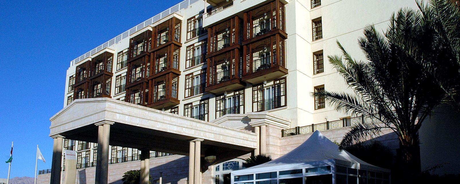 Hotel Movenpick Resort Aqaba